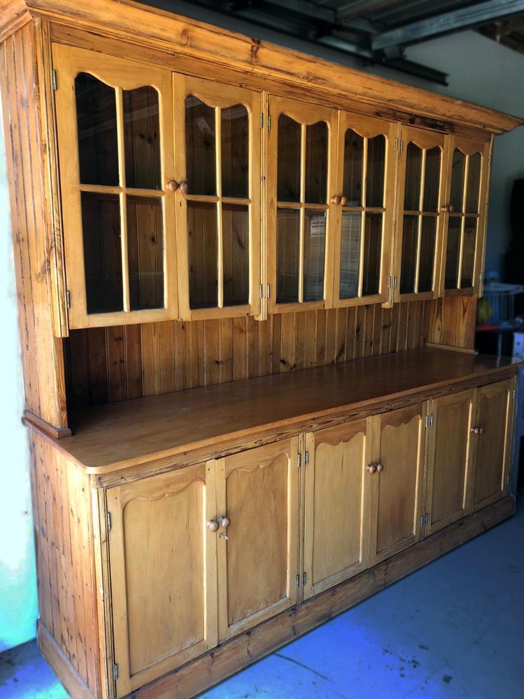 Antique Cape Dutch Yellowwood Cabinet for sale Bellville Cape Town