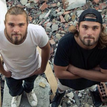 The De Beer Twins - Twin Traders Bellville